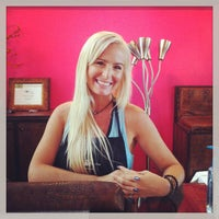 Photo taken at HOTBOX salon + spa by Shauna H. on 6/14/2013