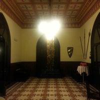 Foto scattata a Castello di Carimate Hotel da Jacopo DioBrando il 12/3/2014