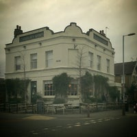 Photo taken at The Canbury Arms by Roman on 2/3/2013