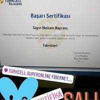 Photo taken at Turkcell Superonline -Fibernet İstanbul by MeLteM on 1/9/2018