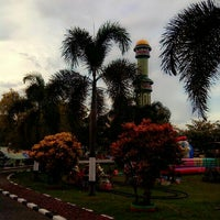 Photo taken at Alun Alun Kendal by Ayub G. on 12/10/2013