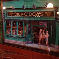 Photo taken at Dick O'Dow's Irish Pub by Danny P. on 6/23/2013