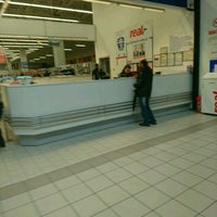 Photo taken at Real by Sümer K. on 1/24/2017