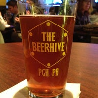 Photo taken at The BeerHive by Steve P. on 3/9/2013