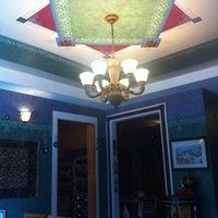Photo taken at Bosphorus Istanbul Cafe by Burt B. on 10/27/2012