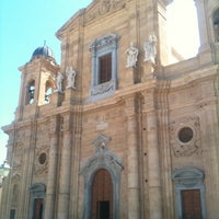 Photo taken at Chiesa Madre by Giorgio P. on 7/25/2013