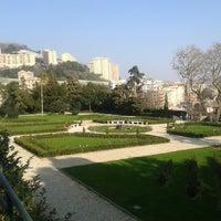 Photo taken at Parco Villa Duchessa di Galliera by Andrea T. on 3/9/2014