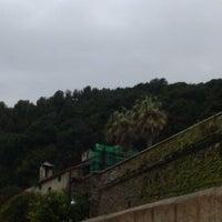 Photo taken at Parco Villa Duchessa di Galliera by Andrea T. on 3/16/2015