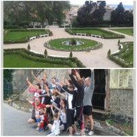 Photo taken at Parco Villa Duchessa di Galliera by Andrea T. on 5/24/2014