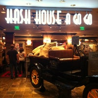 Photo taken at Hash House A Go Go by Suzette F. on 4/28/2013