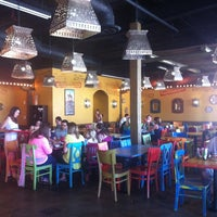 Photo taken at Cafe Rio Mexican Grill by Suzette F. on 7/7/2013