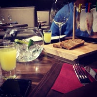 Das Foto wurde bei ресторан ORDA von Ирина С. am 2/2/2014 aufgenommen