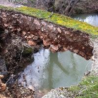 Photo taken at Kifisos River by Nazezhda B. on 2/23/2013