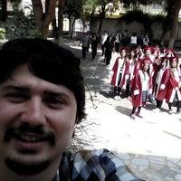 Photo taken at Kız Meslek Lisesi by Metin G. on 5/14/2014