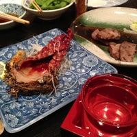 Photo taken at 味の番所 by Kz T. on 7/17/2013