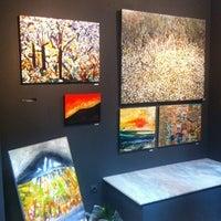 Photo taken at Myro Gallery by katerina E. on 4/18/2013