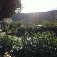 Photo taken at Fattoria Castiglionchio by Patrick R. on 10/14/2012