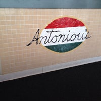 Photo taken at Antoniou's Pizza by Dano R. on 7/18/2015