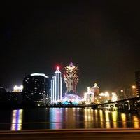 Photo taken at MGM Macau by Kurufu K. on 12/26/2012
