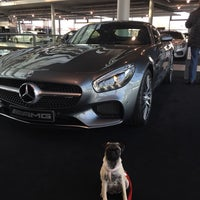 Photo taken at Mercedes-Benz Niederlassung München by Silvie S. on 3/19/2015