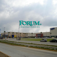 Photo taken at Forum Coatzacoalcos by Forum Coatzacoalcos on 2/6/2014