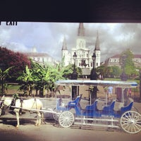 Photo taken at Jackson Square by Tiffany F. on 7/15/2013