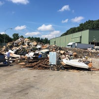 Photo taken at Fort Totten Trash Transfer Station by Kathryn C. on 6/28/2016
