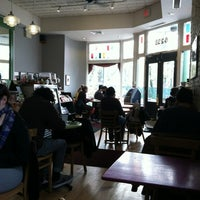 Photo taken at Green Line Cafe by Courtney C. on 11/30/2012