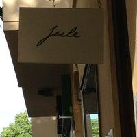 6/11/2013 tarihinde Detlef R.ziyaretçi tarafından Café Jule'de çekilen fotoğraf