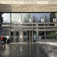Das Foto wurde bei Haus Grashof, Beuth Hochschule für Technik Berlin von Detlef R. am 1/28/2013 aufgenommen