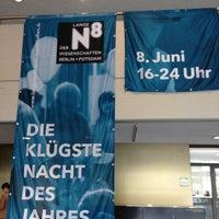 Das Foto wurde bei Haus Grashof, Beuth Hochschule für Technik Berlin von Detlef R. am 5/13/2013 aufgenommen