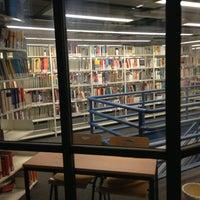 Das Foto wurde bei Campusbibliothek | Beuth Hochschule für Technik von Detlef R. am 2/14/2013 aufgenommen