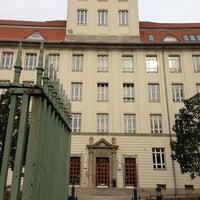Das Foto wurde bei Haus Beuth, Beuth Hochschule für Technik Berlin von Detlef R. am 3/7/2013 aufgenommen