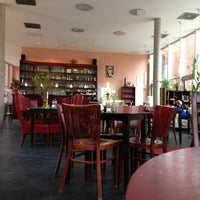 Photo taken at Cafe Selig by Detlef R. on 3/8/2013