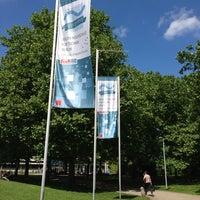 Das Foto wurde bei Haus Grashof, Beuth Hochschule für Technik Berlin von Detlef R. am 6/10/2013 aufgenommen