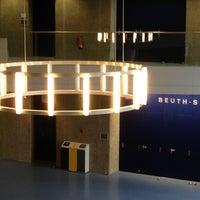 Das Foto wurde bei Haus Grashof, Beuth Hochschule für Technik Berlin von Detlef R. am 2/18/2013 aufgenommen