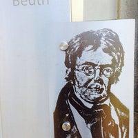 Das Foto wurde bei Haus Beuth, Beuth Hochschule für Technik Berlin von Detlef R. am 10/31/2013 aufgenommen