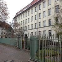 Das Foto wurde bei Beuth Hochschule für Technik von Detlef R. am 12/1/2012 aufgenommen