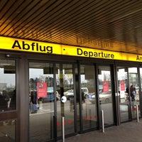 Photo taken at Sicherheitskontrolle / Security Check by Detlef R. on 4/16/2013