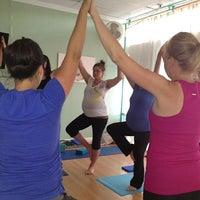 Photo taken at Babies In Bloom by Yoga Janda P. on 12/19/2013
