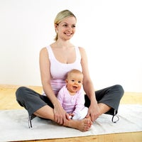 Photo taken at Babies In Bloom by Yoga Janda P. on 12/30/2014