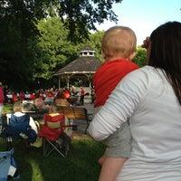 Photo taken at Chaska City Park by Ellen S. on 6/29/2013