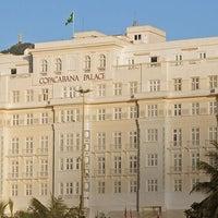 3/11/2014にBelmond Copacabana PalaceがBelmond Copacabana Palaceで撮った写真