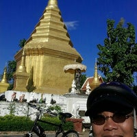 Photo taken at Wat Tamnak by Nareenan M. on 12/8/2015