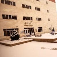 Photo taken at Administrative Building   ساختمان اداری by ali K. on 2/4/2014