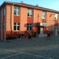 Photo taken at Karkucak Ortaokulu by Ali A. on 12/9/2013