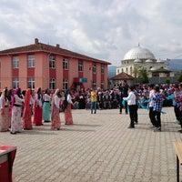 Photo taken at Karkucak Ortaokulu by Ali A. on 4/23/2014