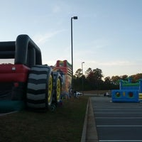 Photo taken at Woodstock Elementary School by 4sqLoveStory on 11/2/2012
