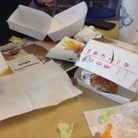 Photo taken at Burger King by Kyle C. on 4/5/2014