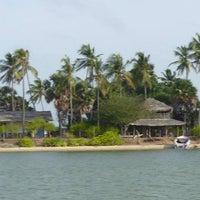 Photo taken at Wind4Love Kitesurfing School Sri Lanka by Atanas S. on 12/2/2013